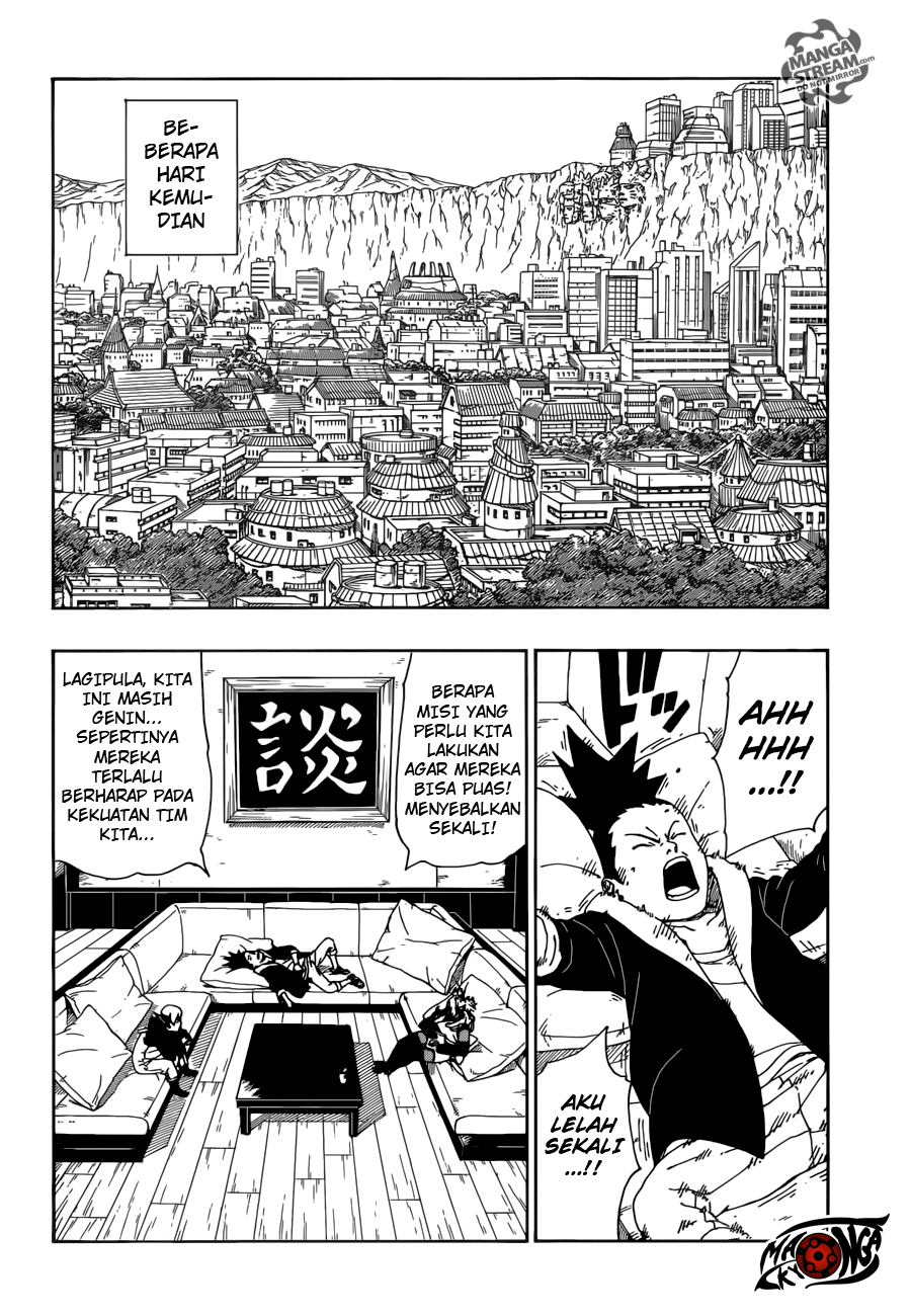 Boruto Chapter 10-20