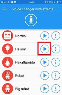 cara merubah voice note di whatsapp dengan memberi efek suara unik
