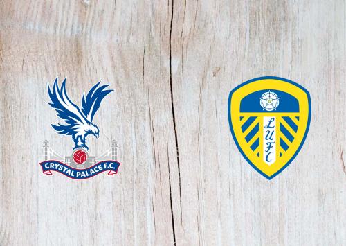 Crystal Palace vs Leeds United -Highlights 07 November 2020