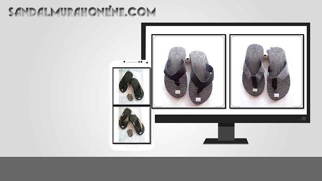 Sandal Lisban Spon CPC - Pabrik sandal spon lengkap