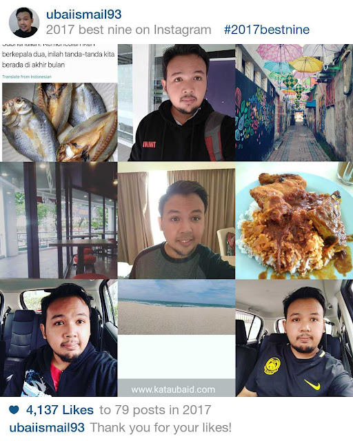 Cara Mudah buat Best Nine 2017 di Instagram