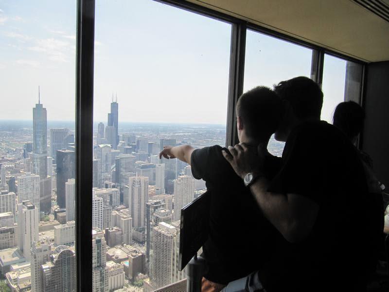 mirador Torre Hancock