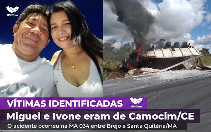 Vítimas de trágico acidente no Baixo Parnaíba Maranhense são identificadas