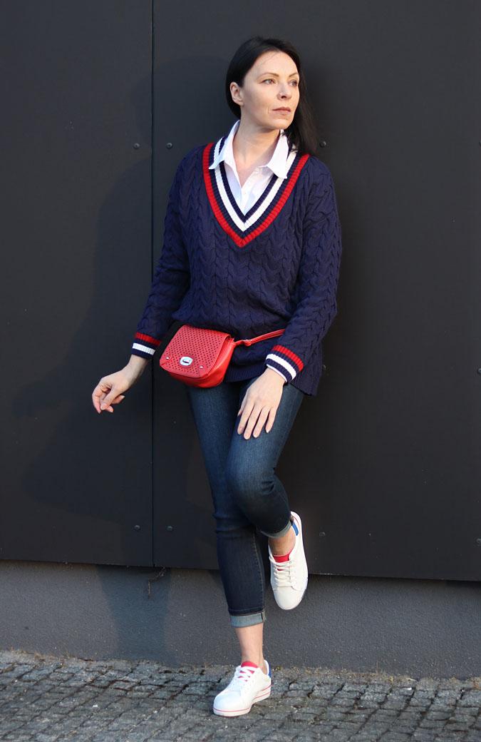 modne swetry damskie stylizacje 2018