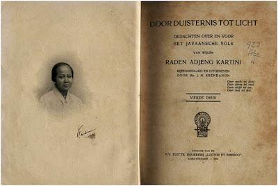 Raden Ajeng Kartini - Tokoh Emansipasi Wanita 1