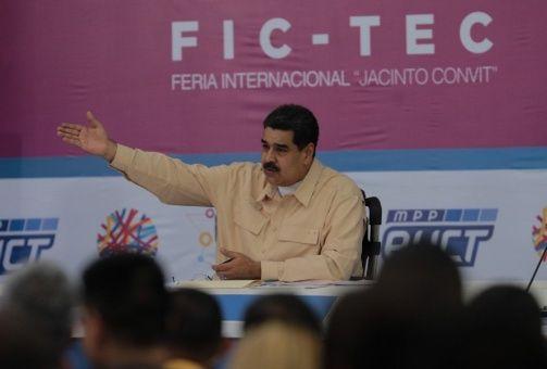 Presidente Maduro anuncia creación de la criptomoneda