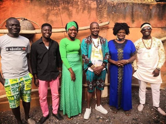 Les slameurs togolais ont une association