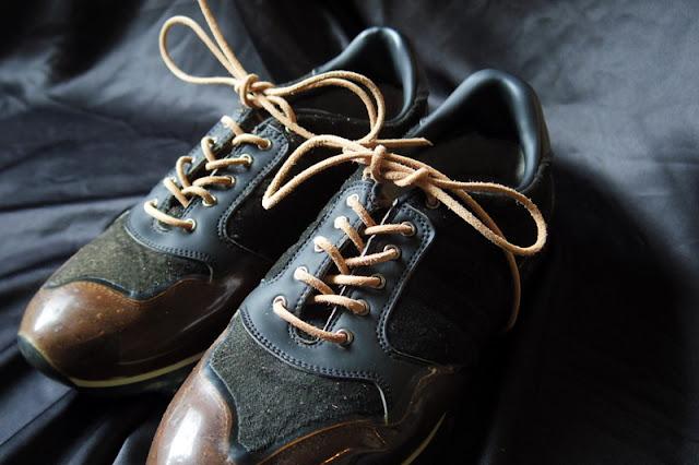 ブッテロ 革靴紐