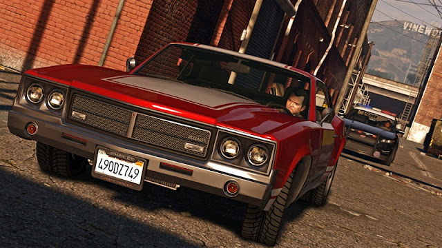 Grand Theft Auto 5 Free Download Photo