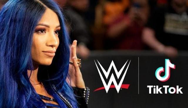Kerjasama WWE dan TikTok, Potensi Menggeser Instagram?