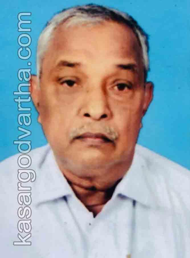 Kodi Sreedharan Nair of Kanathur passed away