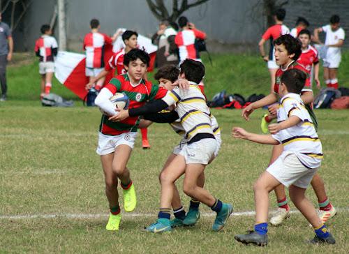 La URT elaboró un manual sobre la formación y el desarrollo del rugby infantil