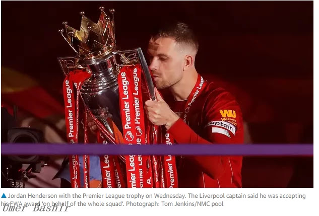 Jordan Henderson: Criticism can affect me, but now it is fueling me