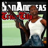 تحميل وتنزيل لعبة جي تي اي سان اندرس San Andreas Crime City للاندرويد