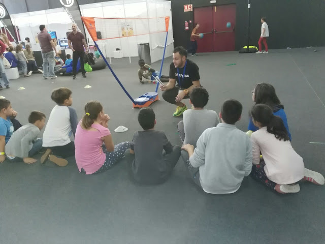 badminton baloncesto billar en infecar