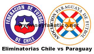Chile y Paraguay por Clasificatorias 2016