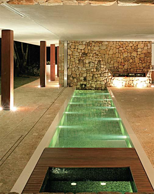 Arquited piscinas de raia for Piscina coberta