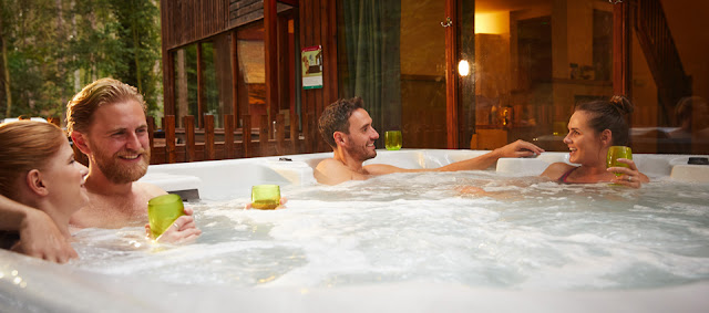 20 lodges with hot tubs within a 2 hour drive of Newcastle Upon Tyne - Forest Holidays