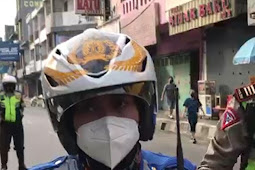 Sumarni Pimpin Polres Sukabumi Kota Beri Bantuan ke Masyarakat Terdampak PPKM Darurat