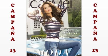 Carmel Catalogo Campaña 13 2017 Online
