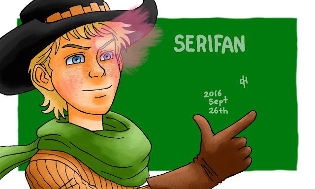 DC, Serifan