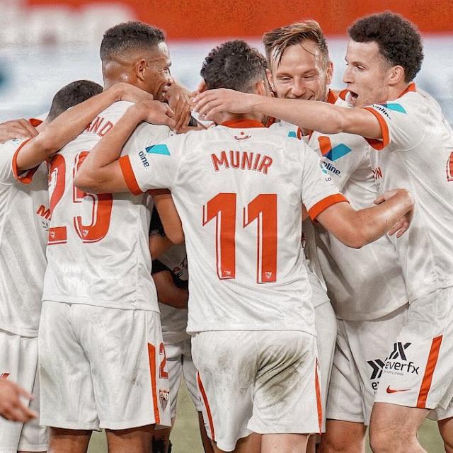 Crónica Sevilla FC 4 - Celta 2