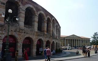 Palacio Barbieri de Verona.