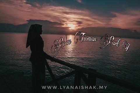 Pengalaman 3 Hari 2 Malam di Panuba Inn Resort , Pulau Tioman Part I