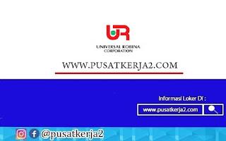Loker SMA SMK D3 S1 PT URC Indonesia Oktober 2020