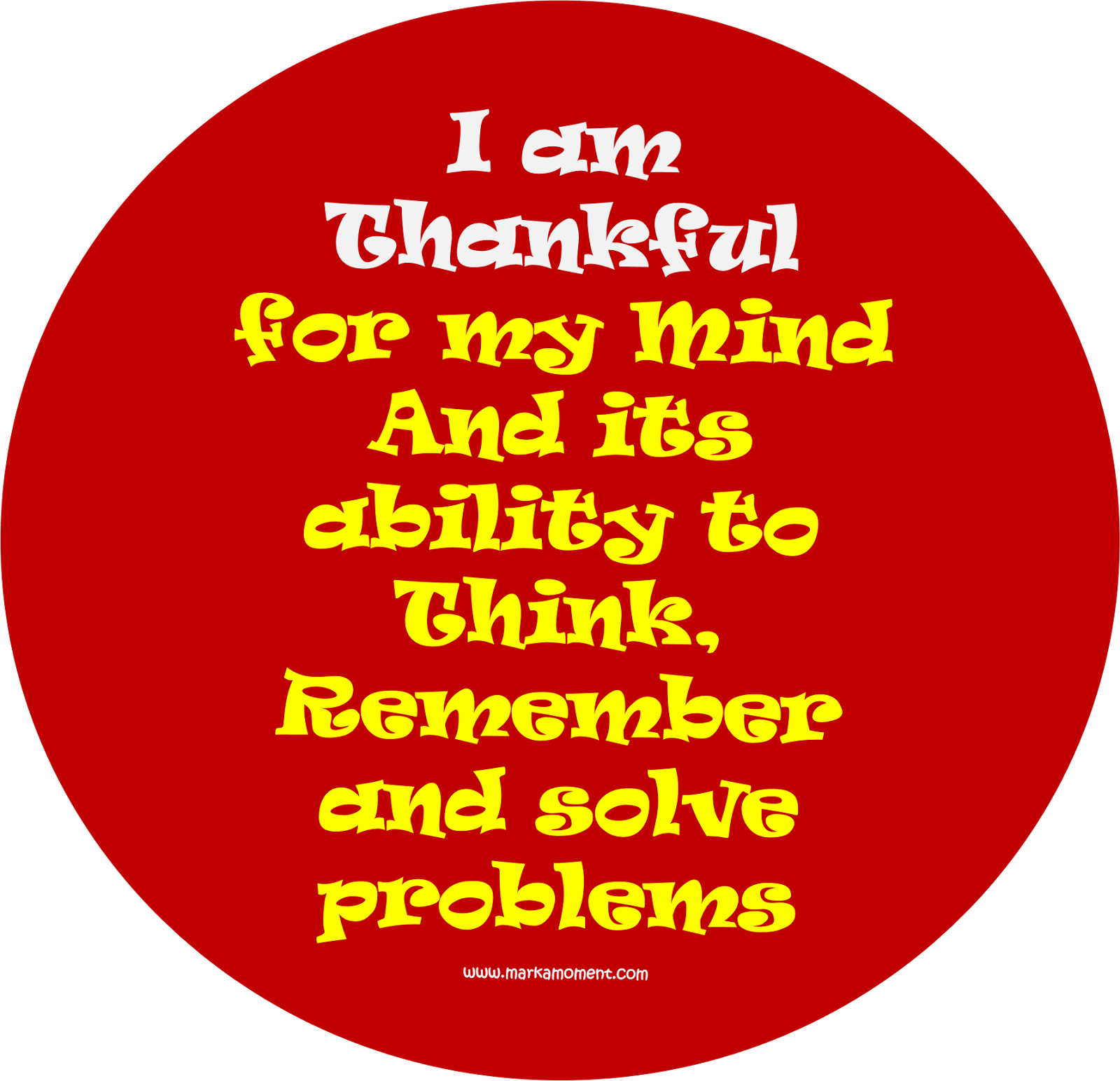 Daily Affirmations 28 September