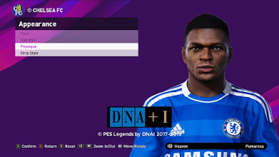 PES 2020 Faces Marcel Desailly by DNA+I