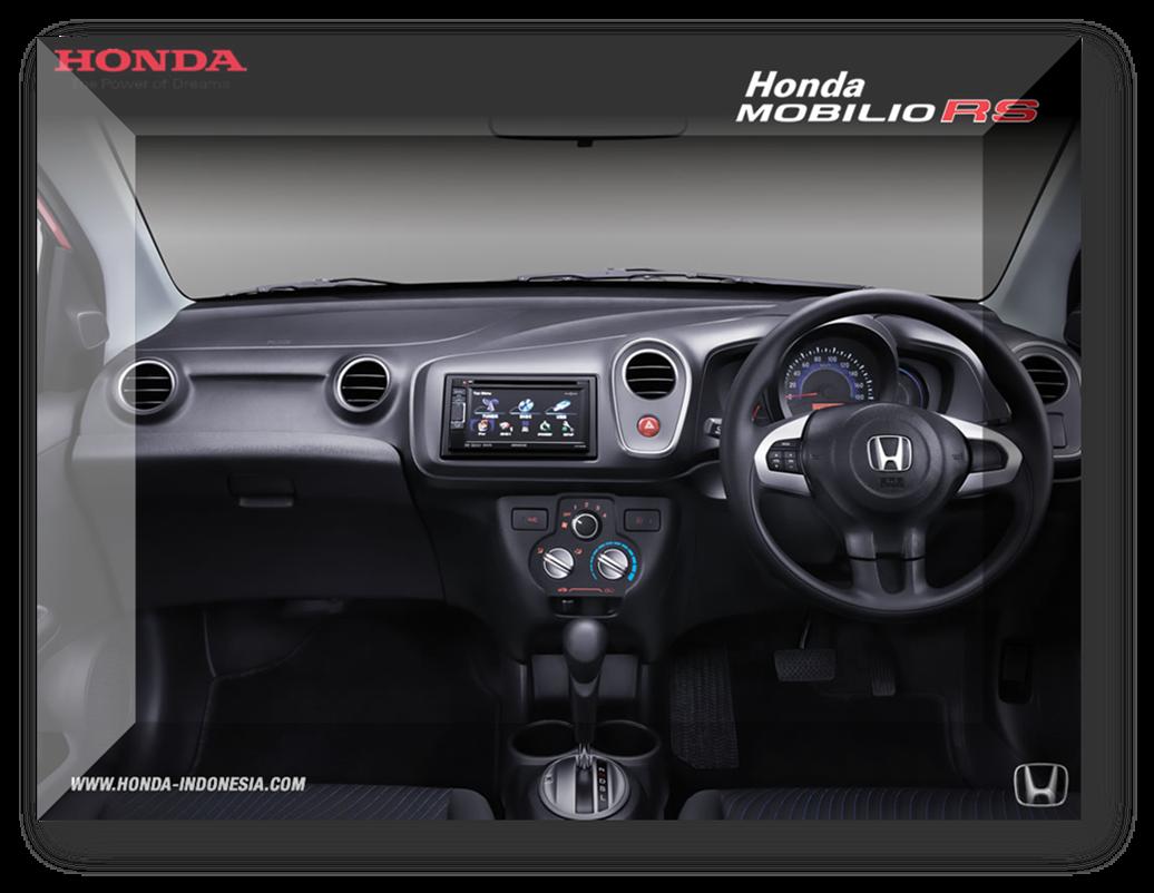 Interior Honda Mobilio RS