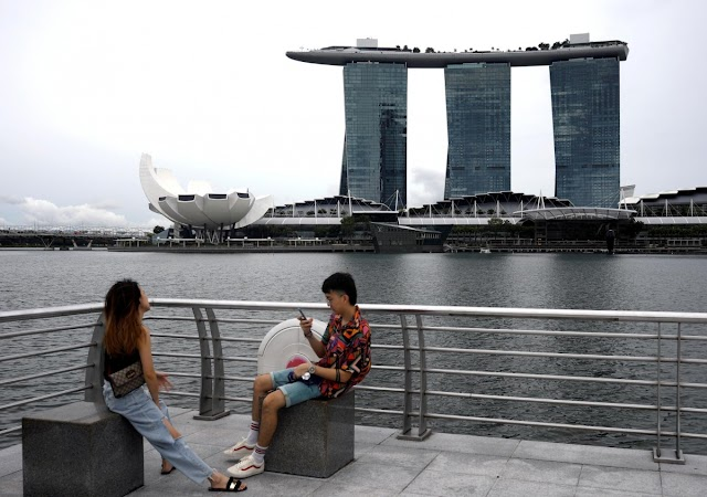 Tourism demand soars in Singapore