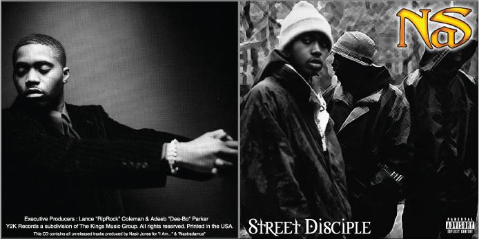 Food4Thawt: NaS - Street Disciple: A Throwback Hip-Hop Treat