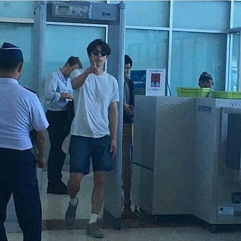 孔劉粉絲會-來台班機公開