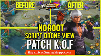 Tampilan Drone View Patch KOF Mobile Legends