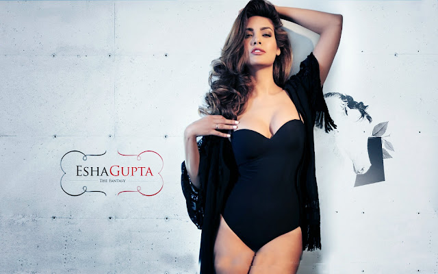 Esha Gupta latest hot sexy wallpaper and photo