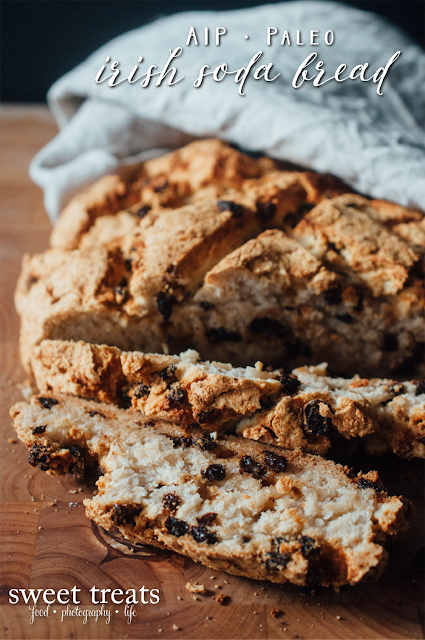 Irish Soda Bread (AIP & Paleo)