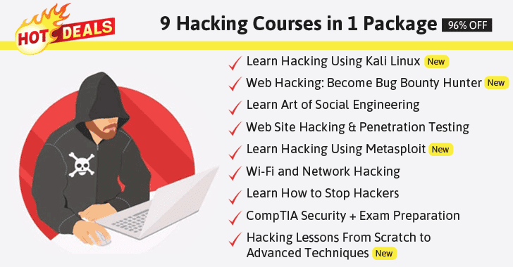 Become A Professional Hacker — 9 Online Training Courses
