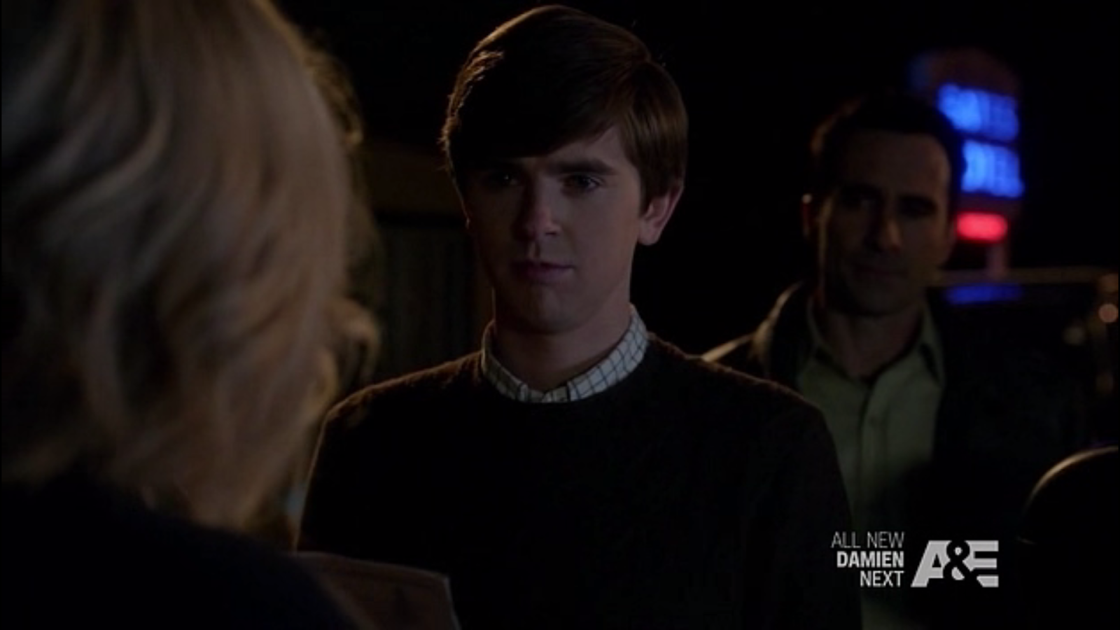 Bates Motel Goodnight Mother Review Trust