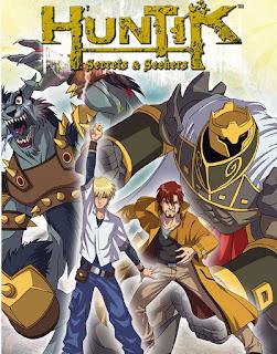 Huntik Sezonul 2 Season 2 Desene Animate Online Dublate si Subtitrate in Romana Megamax