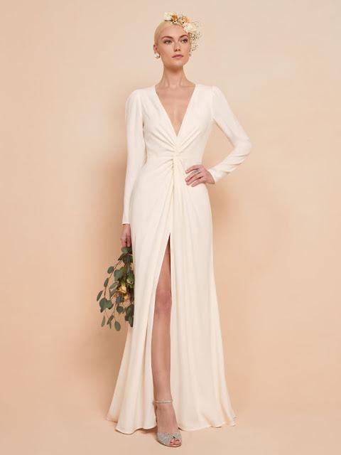 Gatsby dress- wedding dresses - wedding planning services in Philadelphia Pa - wedding ideas blog by K'Mich - reformation.com