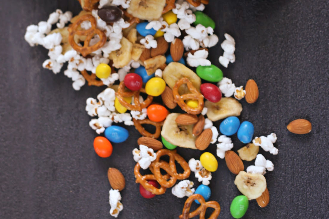 Wendigo Hunting M&M's Trail Mix recipe