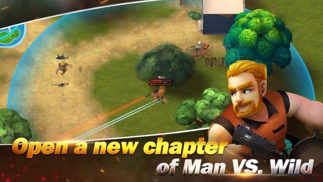 game mirip pubg android Conflict.io