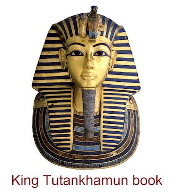 King Tutankhamun book