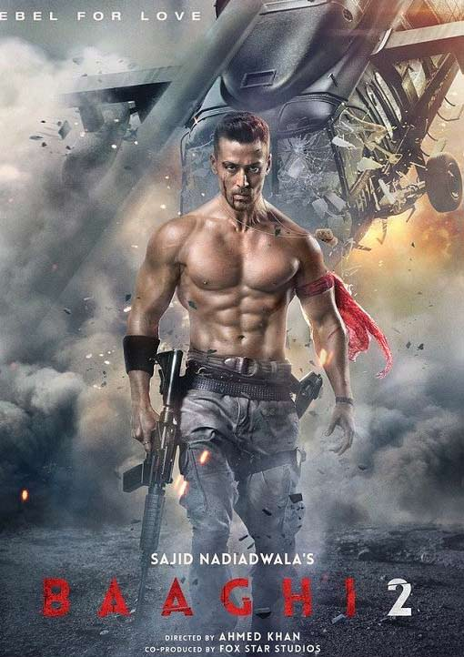 Baaghi 2 2018 Hindi Movie 480p HDRip 300MB Download *Exclusive*