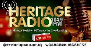 About Heritage Radio 104.9 FM -  freedygist