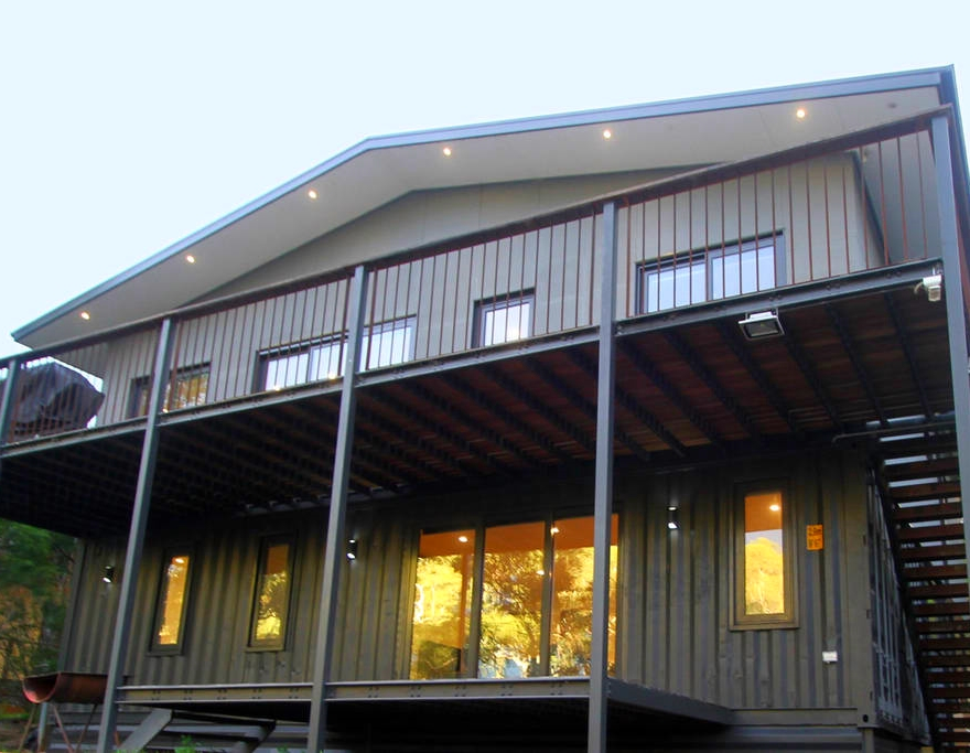 Shipping Container Homes Buildings