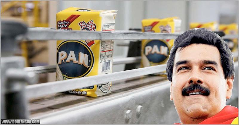 Régimen impide despacho de harina Pan desde Turmero
