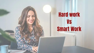 Battle of HARD WORK vs SMART WORK • Success City